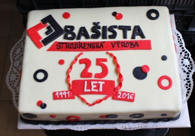 Oslava 25. výročí založení firmy